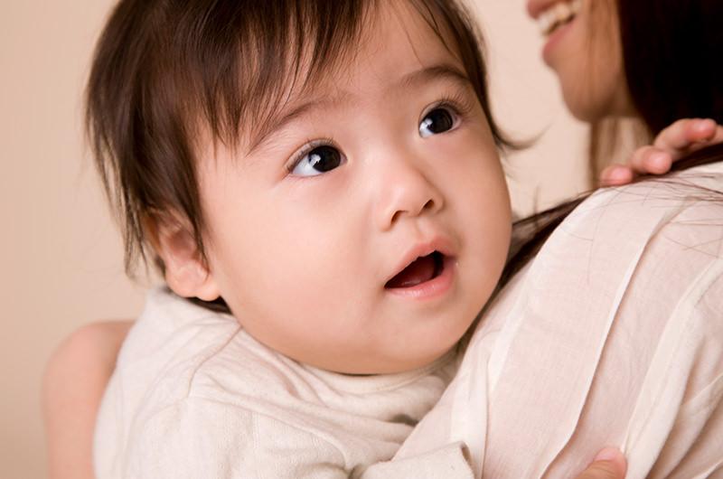 赤ちゃんに丈夫な歯のプレゼントを